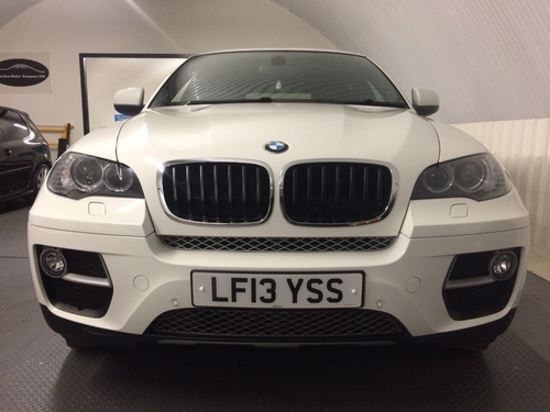 Used Bmw X6 30d Auto Xdrive On Finance In Aberdeen 163 530 50