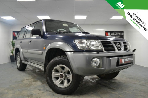 Used nissan patrol on finance from 50 per month no deposit for Nissan motor finance company
