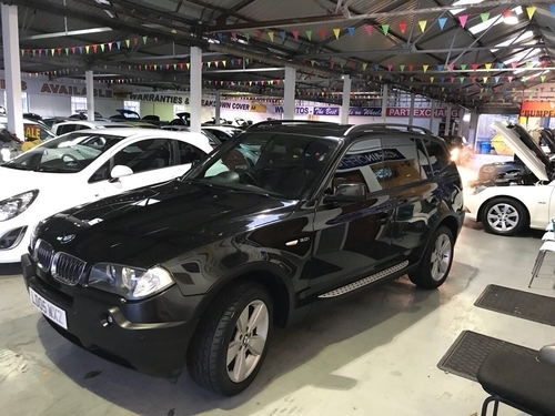 Used bmw x3 i sport on finance in kingston upon thames 92 for West motor company kingston