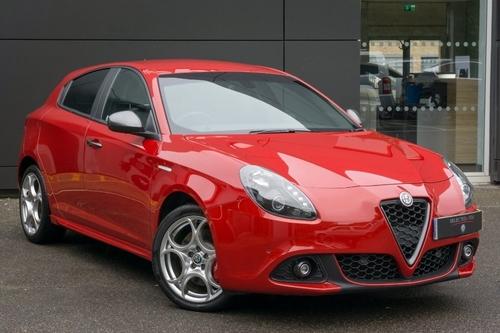 Used Alfa Romeo GIULIETTA JTDM Speciale ALFA TCT Ss Dr On - Used alfa romeo giulietta