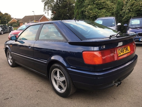 Used Audi COUPE S Quattro On Finance In Sandy Per Month - Audi coupe