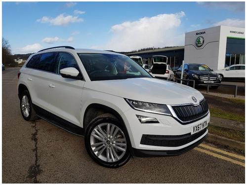 Used skoda kodiaq on finance from 50 per month no deposit for Garage skoda 92