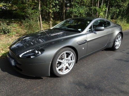 Used Aston Martin Vantage On Finance From 50 Per Month No