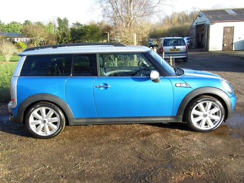 Used Mini Clubman 1 6l Cooper S 4dr On Finance In