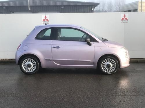 Used Fiat 500 1 2 Pop 3dr Start Stop On Finance In