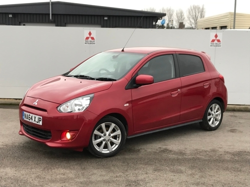 Used Mitsubishi Mirage 1 2 3 S S 5dr On Finance In