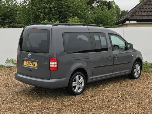 used volkswagen caddy life maxi c20 life on finance in. Black Bedroom Furniture Sets. Home Design Ideas