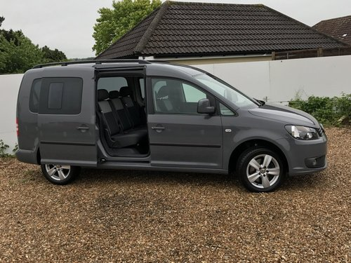 used volkswagen caddy life maxi c20 life on finance in weston super mare per month no. Black Bedroom Furniture Sets. Home Design Ideas